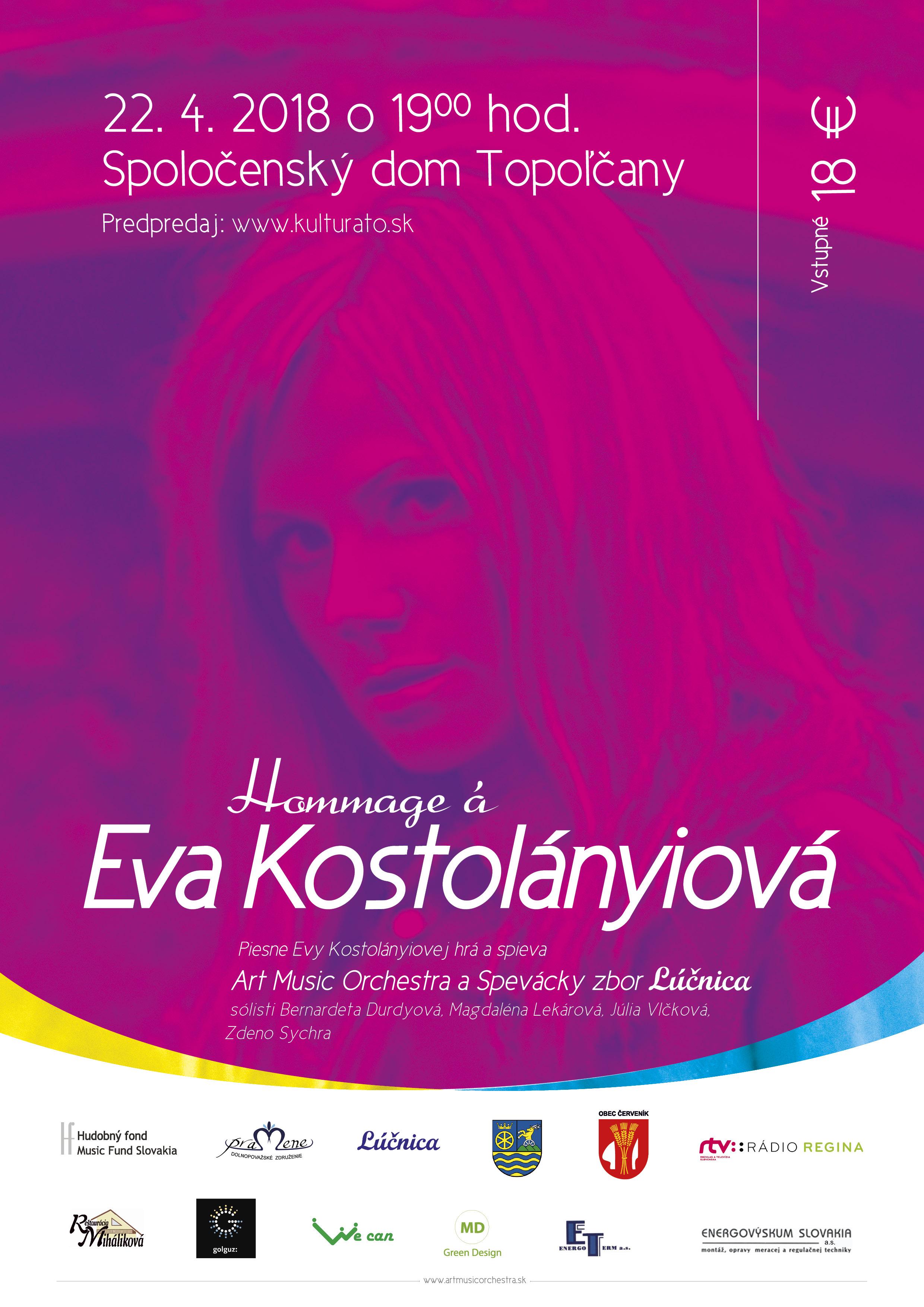 Veľkolepo komponovaný koncert s piesňami Evy Kostolányiovej de837503d06