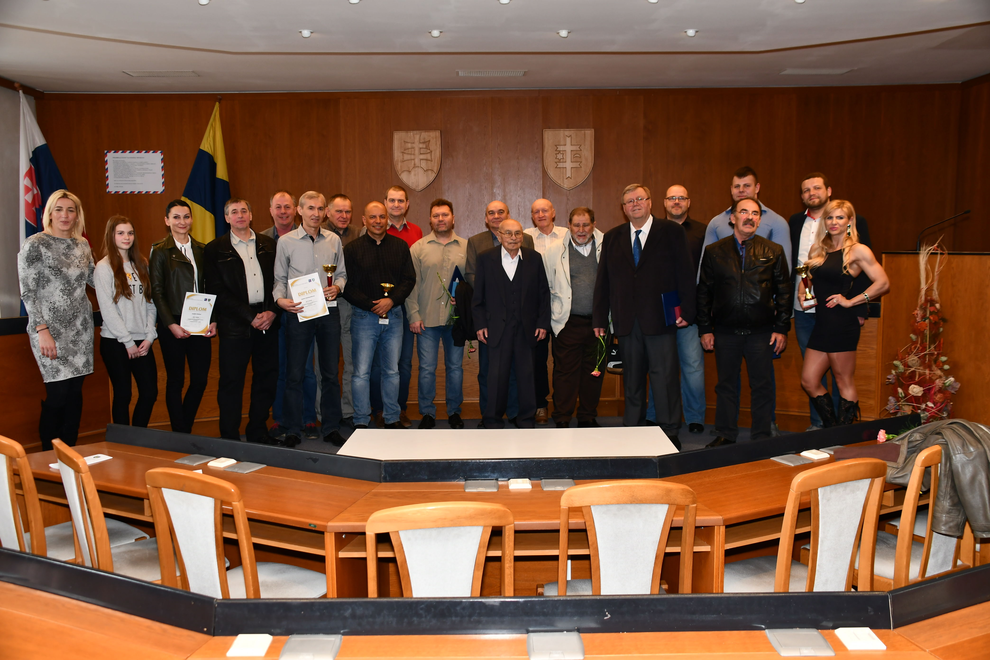Ocenili najlepších športovcov mesta - Katalóg firiem  ef269270cd3
