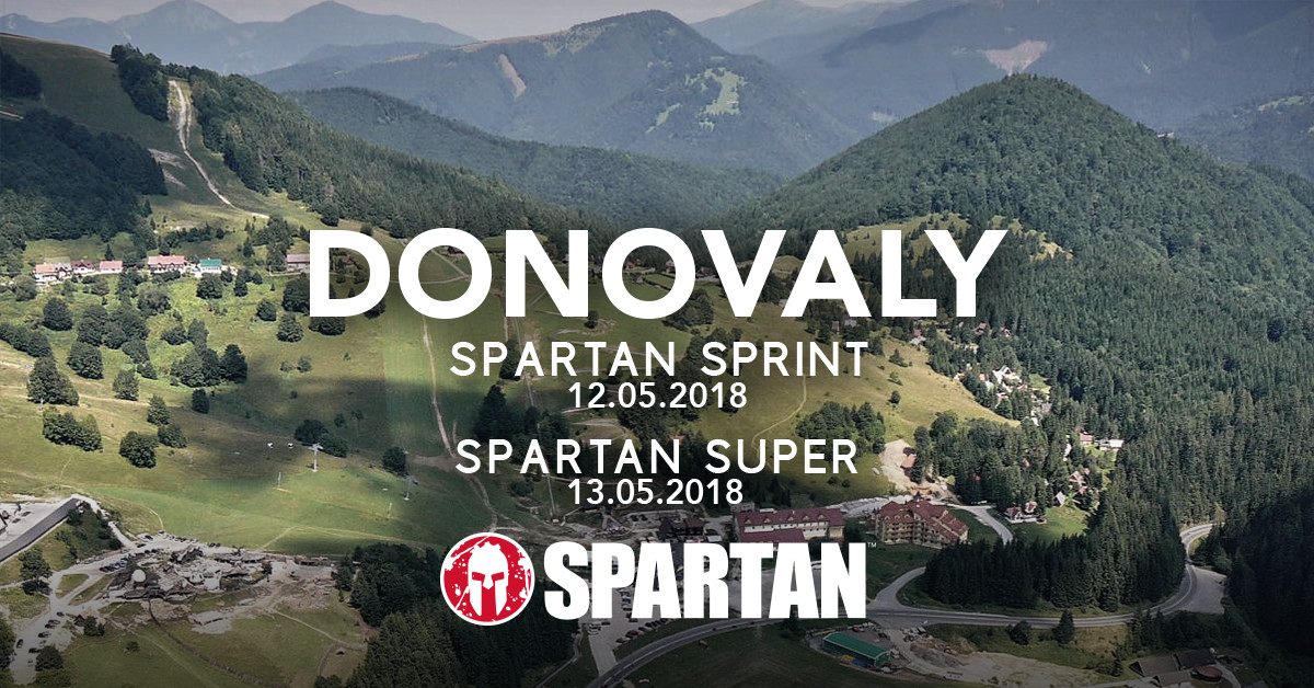 6ef423fe7 Spartan Race Donovaly 2018 - podujatie - Kam v meste | moje Topolcany
