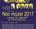 Noc múzeí 2017, spravodajnitra.sk