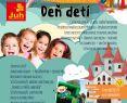Deň detí v OC JUH, spravodajnitra.sk