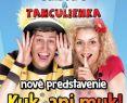 Úplne nové  predstavenie s najobľúbenejšími chrobáčikmi Smejkom  a Tanculienkou!, spravodajnitra.sk
