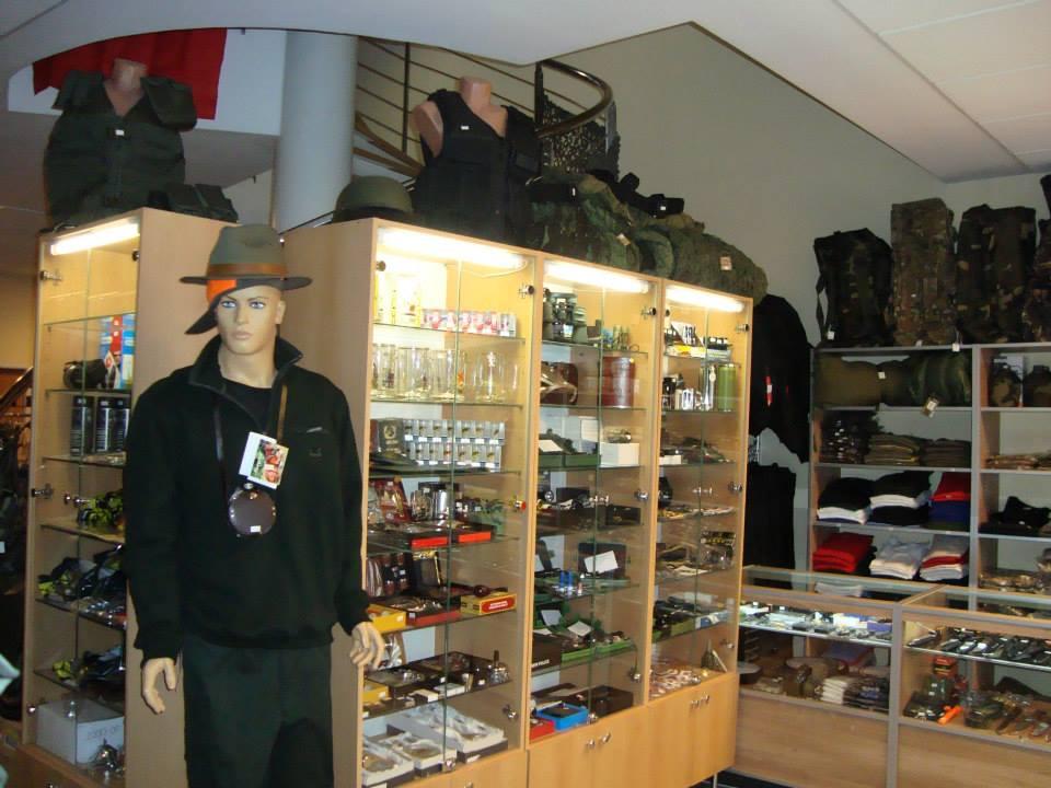 3025b813c612 ... army shop