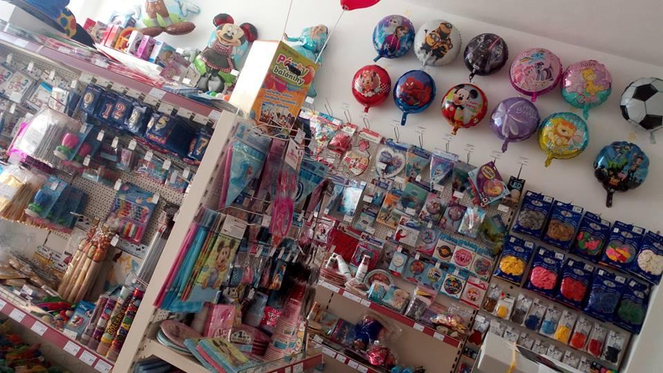 c4d76f438773 Obchod s párty dekoráciami a doplnka - Služby a rôzne