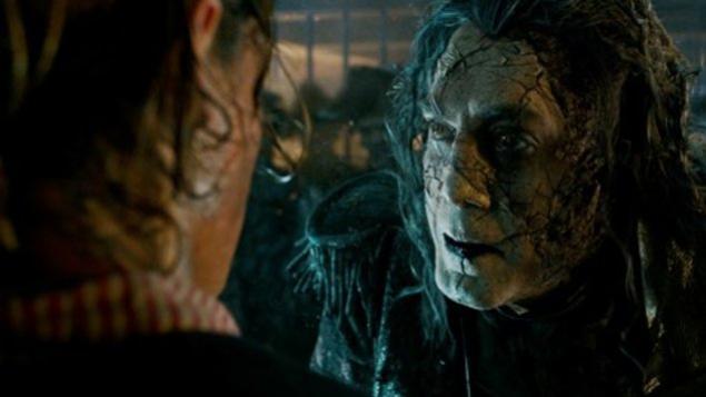 43a9c85d8e Kapitán Jack Sparrow narazí na svojho osudového nepriateľa