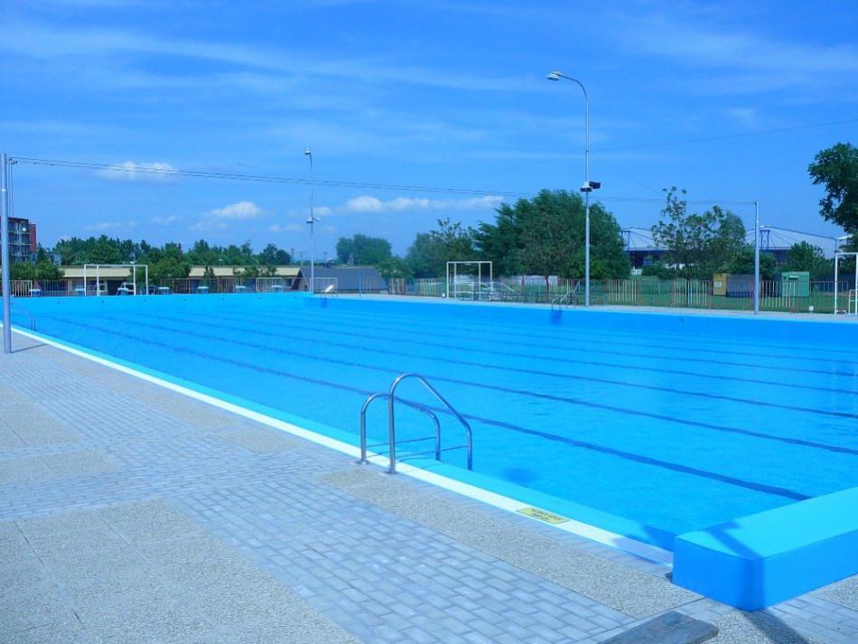 d00cd220a0 Otvorenie letného kúpaliska v Topoľča - Šport a relax