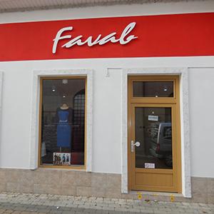 Značkové oblečenie Favab Topoľčany -  018889bac76